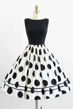 Everyone has to have a polka-dot flowy dress... #simplyamust