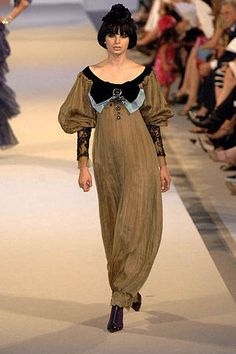 Christian Lacroix, Autumn/Winter 2006, Couture