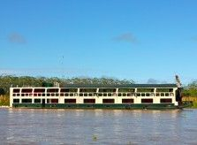Amazon River Cruise - A free cabin on the Amazon Voyage. Includes: Eight nights' accommodation, Guided tours, Most meals, Wildlife excursions. Valid for travel in 2013