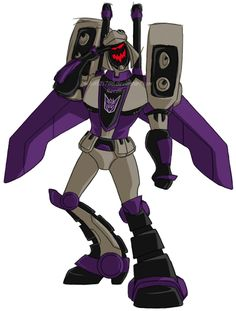 A Salute To Blitzwing by bit121788 on DeviantArt