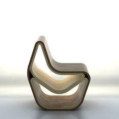 Gval Chair by vanesa moreno serna