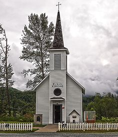 Old Lutheran Church