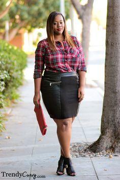 Trendy Curvy - Plus Size Fashion Best Casual Outfits, Curvy Outfits, Plus Size Outfits, Chubby Fashion, Curvy Girl Fashion, Plus Fashion, Petite Fashion, Looks Plus Size, Curvy Plus Size