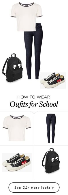 """""""Untitled #212"""" by lulugurl98 on Polyvore featuring Topshop"""