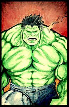 #Hulk #Fan #Art. (Hulk All You Got) By:Simpleman89. ÅWESOMENESS!!!™ ÅÅÅ+