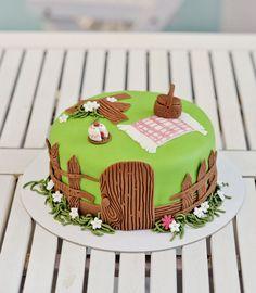 cake design gluten free