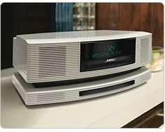 Wave SoundTouch music system system High-Gloss Pearl (Bose 50th anniversary edition) 製品概要 | ウェーブシステム | Bose ボーズ