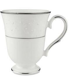 Lenox Opal Innocence Mug