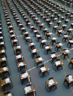 Things Organized Neatly – exams