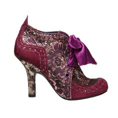 Irregular Choice shoes - anyone else think these would be perfect if you were going to dress up as the mad hatter? Just me...