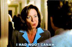 CJ: Wha i' Saa in Fawee Baggam? JOSH: He's not. I just wanted to hear you say Foggy Bottom.