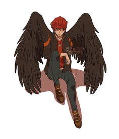 707 with black wings <3