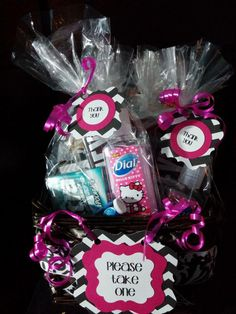 Nurse Gift Bags, Goody Bags for Delivery - Hospital Staff | Gift ...