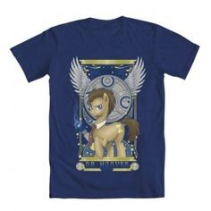 Dr. Whooves shirt I would LOVE THIS. :D