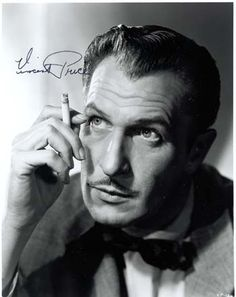 Remembering Vincent Price...