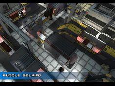 Agent RX alfred Tay Poh Yi 제작 고전게임 신디게이트 와 아주 살찍 비슷한 느낌의 게임