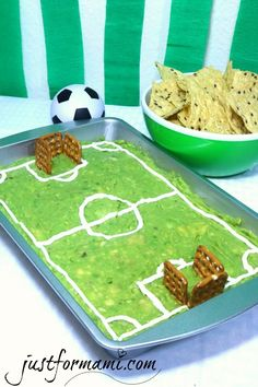 Ideas para fiesta de Futbol Soccer - Just for Mami Soccer Theme Parties, Soccer Party, Party Themes, Party Ideas, Soccer Birthday, 10th Birthday, Birthday Parties, Barcelona Party, Bolo Original
