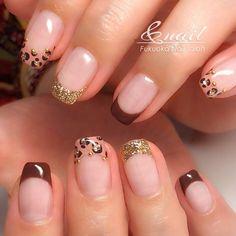 Pin on ネイルデザイン Blush Nails, Glitter Manicure, Diy Nails, Cute Nails, Winter Nail Designs, Short Nail Designs, Nail Art Designs, Beautiful Nail Art, Gorgeous Nails