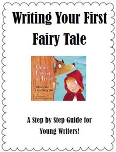 This file is a 17 page download that walks your student through 13 steps in creating a fairy tale.  Included you will find 13 planning sheets for d...