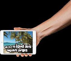 or 1 of 15 iPad Airs - weekly prizes You Funny, Funny Kids, Hamilton Island, Win A Trip, Competition, Ipad, In This Moment, Funny Babies