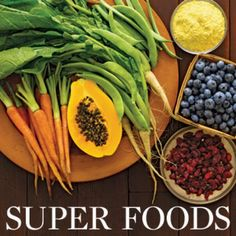 "What makes a ""super"" food? Edibles that deliver the maximum amount of nutrients with minimum calories. Humans and dogs can share several common foods that are nutritionally dense, and pack a lot of healthful benefits into a serving. These super foods help people and their pets fight disease, boost energy and maintain good health in general. They make great additions to your dog's diet—whether you feed packaged dog food or home cook meals—consider adding the nutritionally-packed components to…"