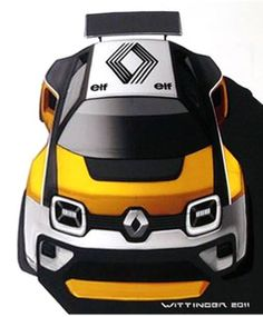 Renault New Twingo - Maxi ? by Wittinger