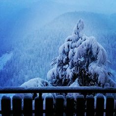 #snowstorm in #auron! just 90 minutes from nice.