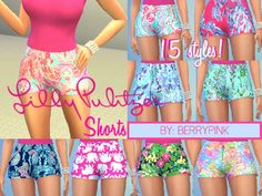 These are my first CC creation! I'm so happy with how they turned out. These are base game compatible. Please do not reupload, redistribute, or claim these as your own. All credits for the patterns...