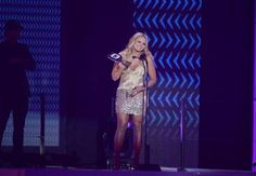 Miranda Lambert thanks Blake Shelton's brother at CMT Music Awards