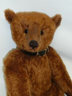 "19"" Chadwick by Linda Dorr of Adorrable Bears, Beautiful Mohair Jnted w/Tag OOAK picclick.com"