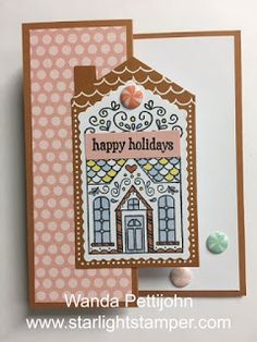 My Creative Corner!: Christmas Card, Stamping Techniques, 2020 November Paper Pumpkin Alternative Card Pumpkin Cards, Paper Pumpkin, Homemade Christmas Cards, Christmas Diy, Card Tutorials, Cool Cards, Craft Items, Craft Fairs, I Card