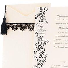Invitaciones de boda ( parte I ) | Pompas de Ideas