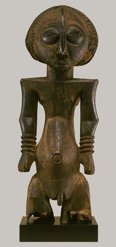 Ancestor Figure, 19th–20th century Boyo peoples; Democratic Republic of Congo