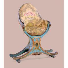 Venetian chair.  photo courtesy Sotheby's