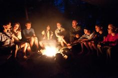 """As summer approaches, I'm feeling particularly nostalgic for my days at Camp Chewonki in Maine,"" said Pinterest's Charlie Hale. ""I remember island hopping up the coast on salt water canoe trips, hiking the Appalachian trail, playing scouting games like capture the flag, learning farm chores and, of course, singing songs around the campfire, many of which I still know today."""