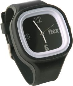The black Flex Watch represents LHON Poince Inc. - LHON Research