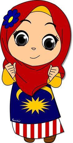 40 Best Doodles Images Doodles Islamic Cartoon Muslim Kids