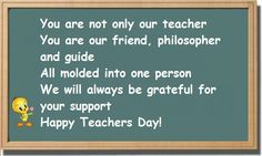 Best teachers day 2016 Images , Quotes and Slogans