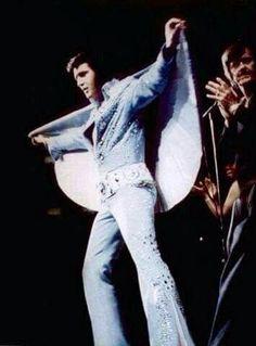 Elvis and JD Sumner