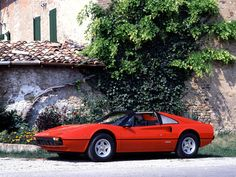 Ferrari 308 GTSi '1980–83 another good starter Ferrari, though it requires more attention than the 328.