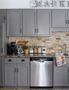 10 DIY Cabinet Makeovers That Will Make Your Kitchen Look More Expensive diy kitchen cabinet . 10 DIY Cabinet Makeovers That Will Make Your Kitchen Look More Expensive diy kitchen cabinet makeovers before and after, Refacing Kitchen Cabinets, Cabinet Refacing, Diy Cabinets, Cabinet Makeover, Cabinet Ideas, Kitchen Cupboards, Diy Painting Kitchen Cabinets, Kitchen Cabinets Design, Kitchen Cabinet Layout
