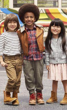 stylish kids...