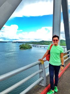 San Juanico Bridge, Tacloban Leyte Leyte, Bridge, San, Books, Travel, Libros, Viajes, Book, Bro