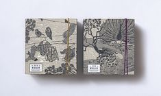 Package design by Victor Design.