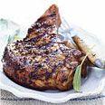 Beer-Brined Grilled Pork Chops