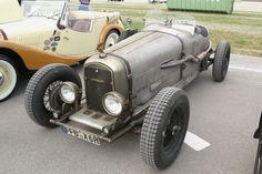 1925 - Amilcar Riley Supercharged