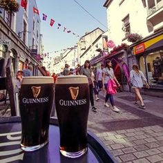 Visit Galway (@visitgalway) • Instagram photos and videos Guinness, Pint Glass, Beer, Photo And Video, City, Videos, Photos, Instagram, Root Beer
