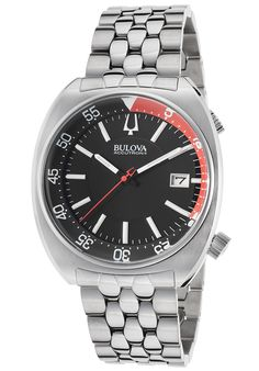 Bulova Accutron II 96B210 Snorkel Automatic. If you like retro 70's dive watches this one's a must-have at ~$330.