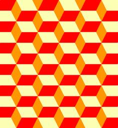 blocks upon blocks Innovation Agency Painting Patterns, Fabric Painting, Escher Art, Geometric 3d, Motif Vintage, Graphic Art, Graphic Design, Square Art, Mexica