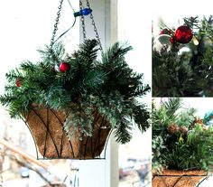 Christmas Decor Outdoors by Ace Blogger @iaswp